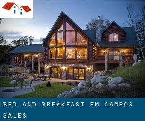 Bed and Breakfast em Campos Sales